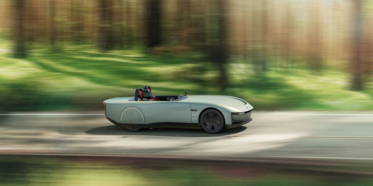 Cool British EV Roadster Previews One Possible Sports Car Future
