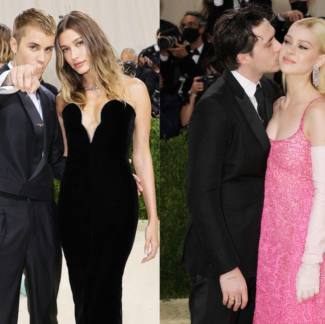 2021met gala 紅毯讓明星情侶全報到!小賈斯汀夫妻、蕾哈娜時髦cp放閃 穿搭造型一次看