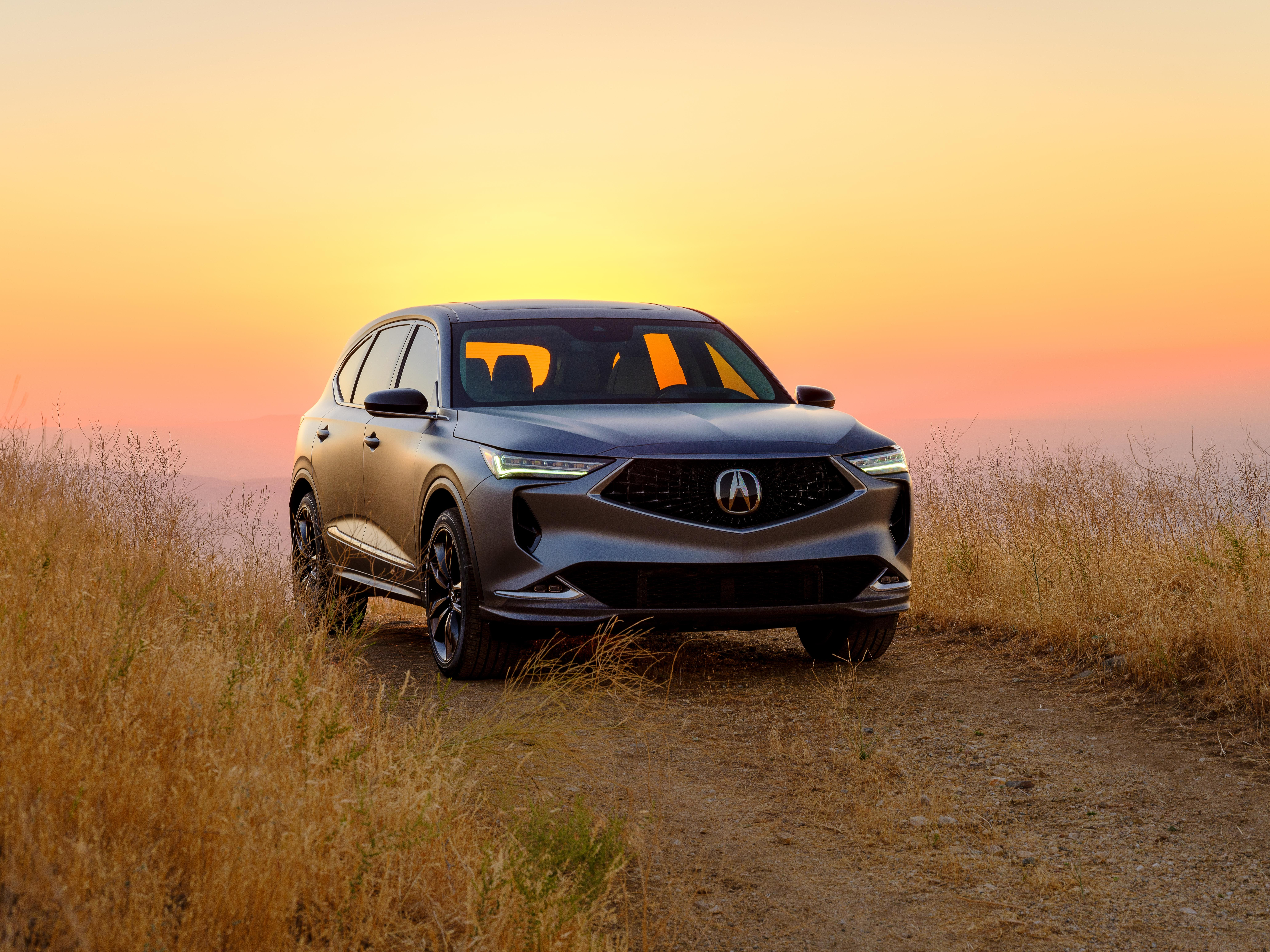 2022 Acura Mdx What We Know So Far