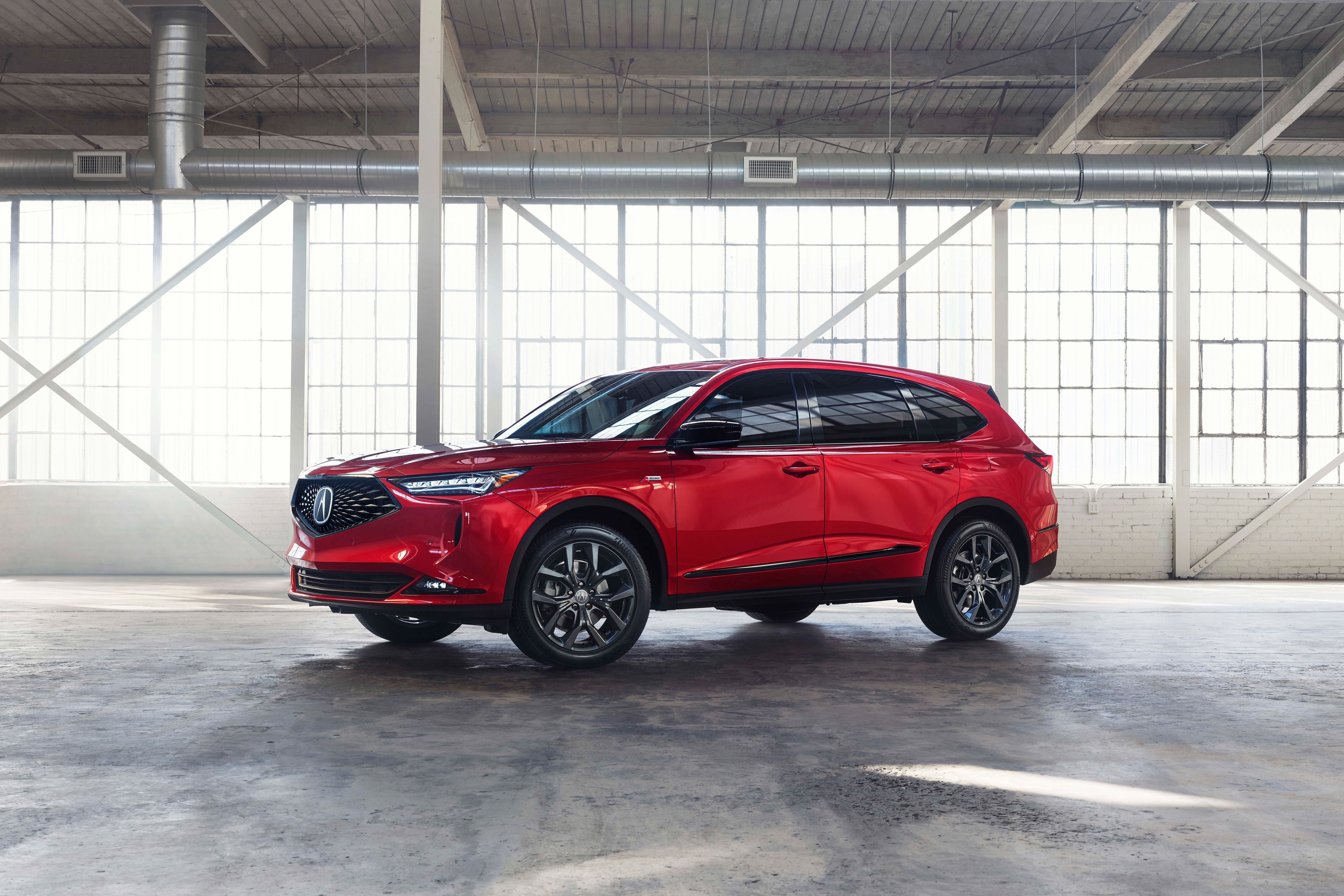 2022 Acura Mdx Is More Expensive Better Equipped And Bigger
