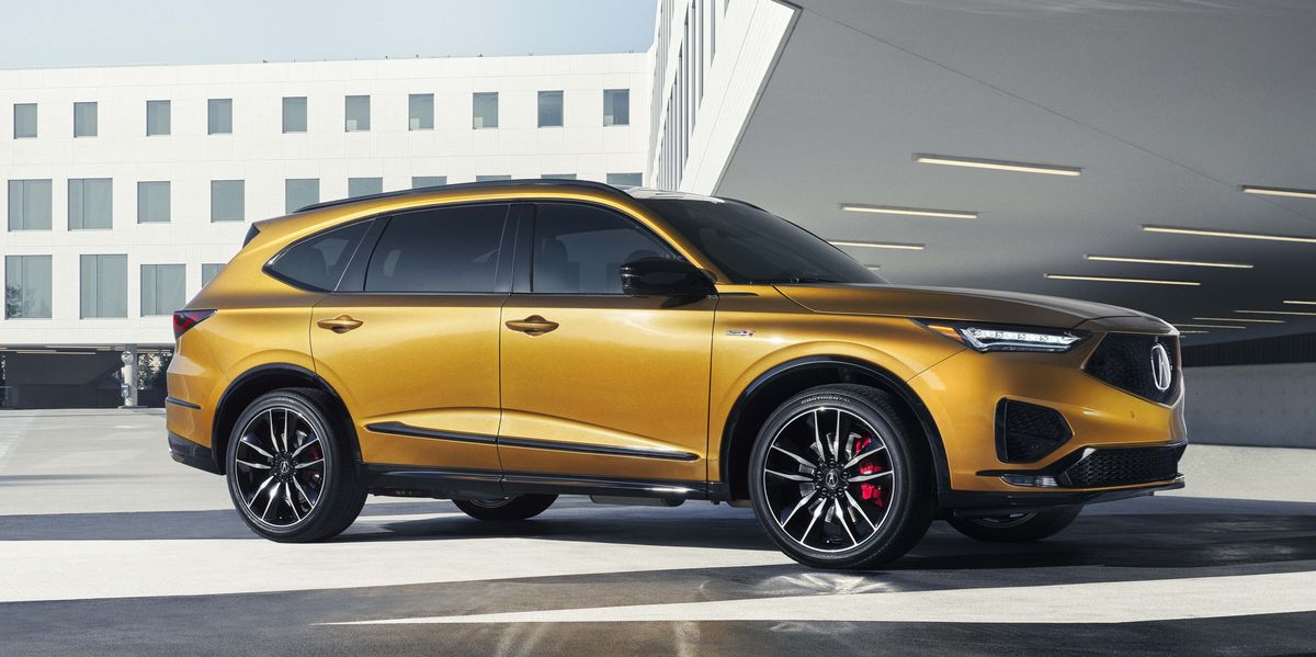 2022 Acura MDX Type S Specs Confirmed, Arrives Later This Year