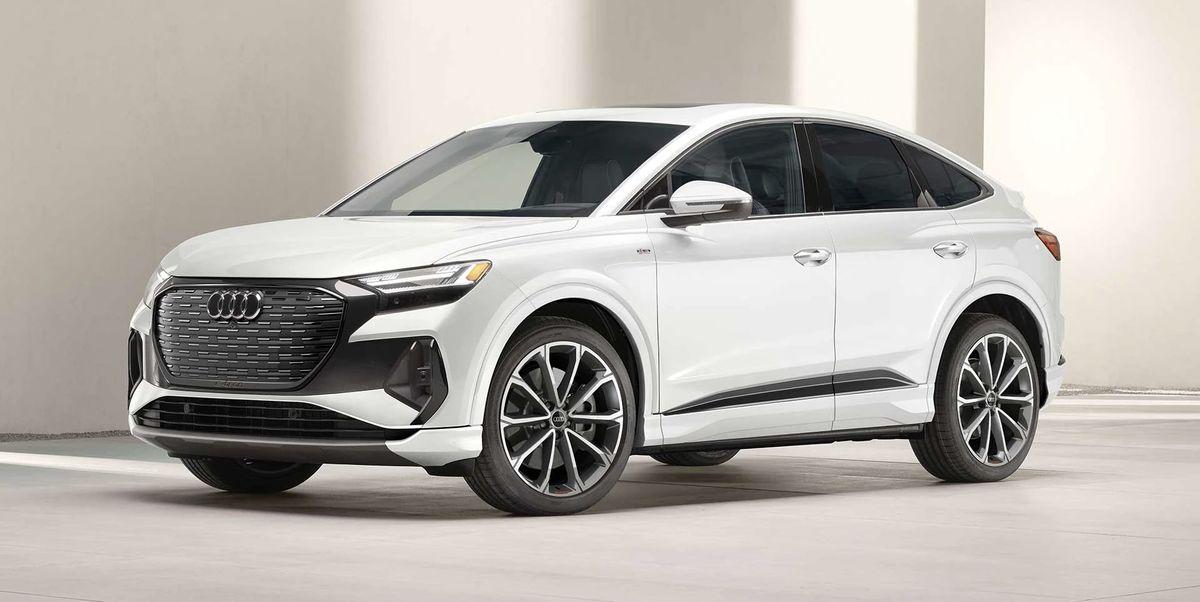 2022 Audi Q4 e-tron EV Is Cheaper Than a Q5