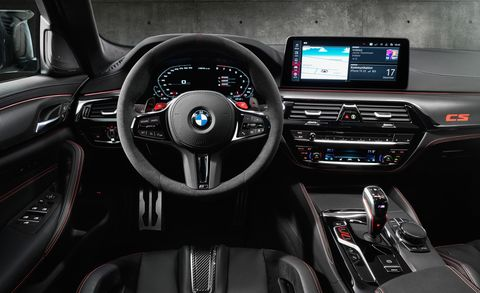 2022 BMW M5 CS Will Be the Ultimate M5
