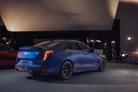 cadillac ct4 v blackwing