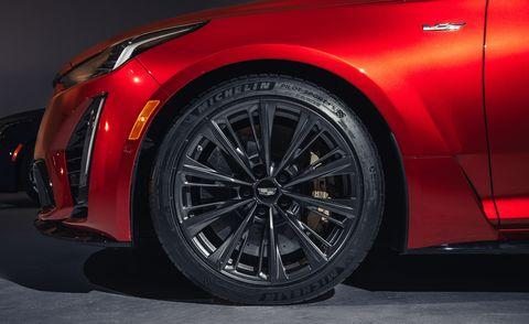 2022 cadillac ct5 v blackwing wheel