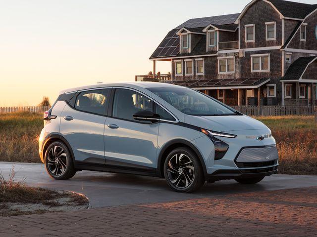 2022 Chevrolet Bolt Ev What We Know So Far