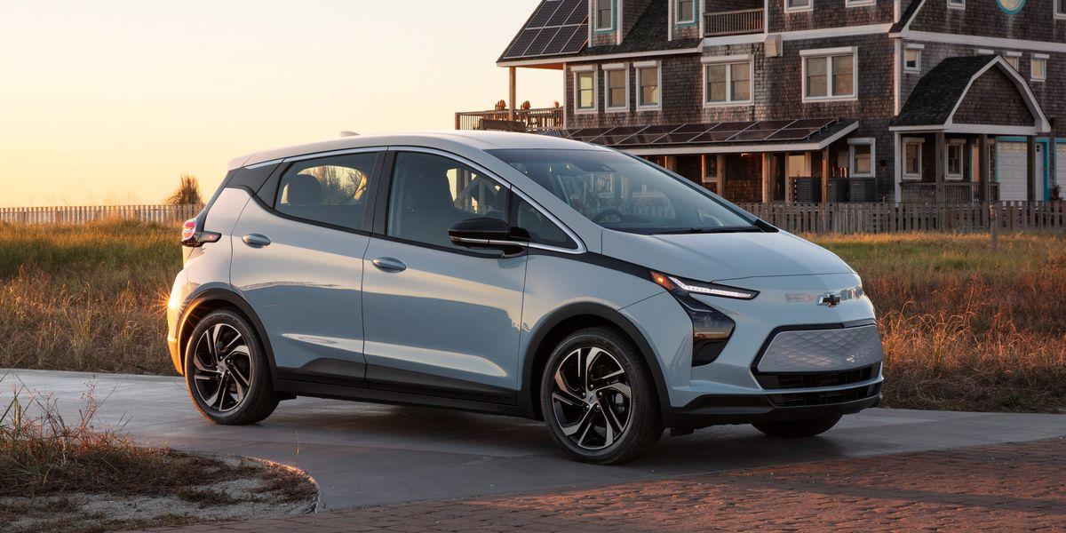 2022 Chevrolet Bolt EV: What We Know So Far