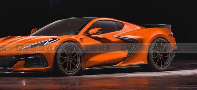 interior design looks for 2018 corvette
