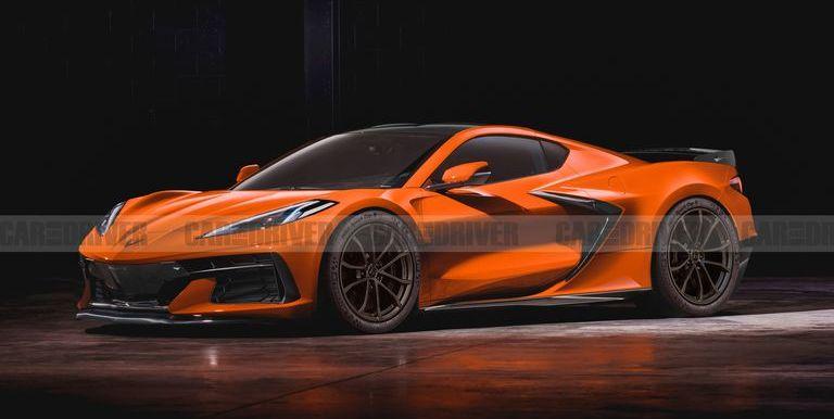 El Corvette Z06 se acerca a su estreno dejándonos oír su V8