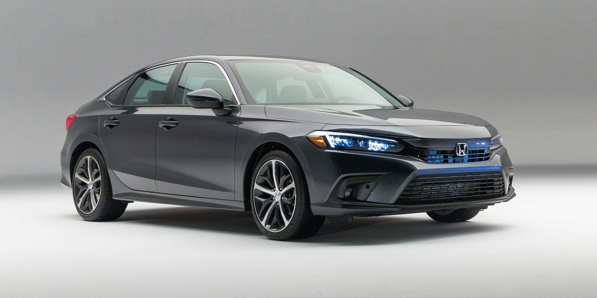 2022 Honda Civic Sedan Features a Cleaner Look, Carryover Engines