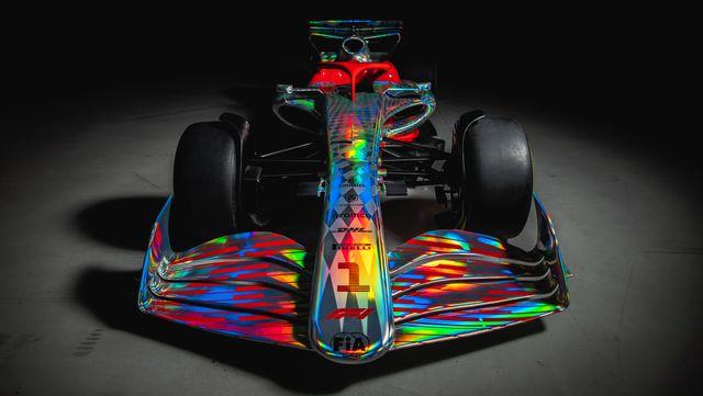 2022 formula 1 car silverstone