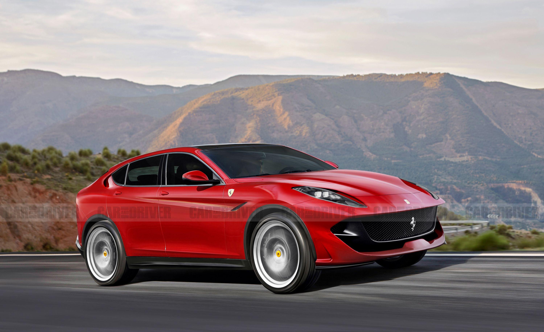 2022 Ferrari Purosangue What We Know So Far
