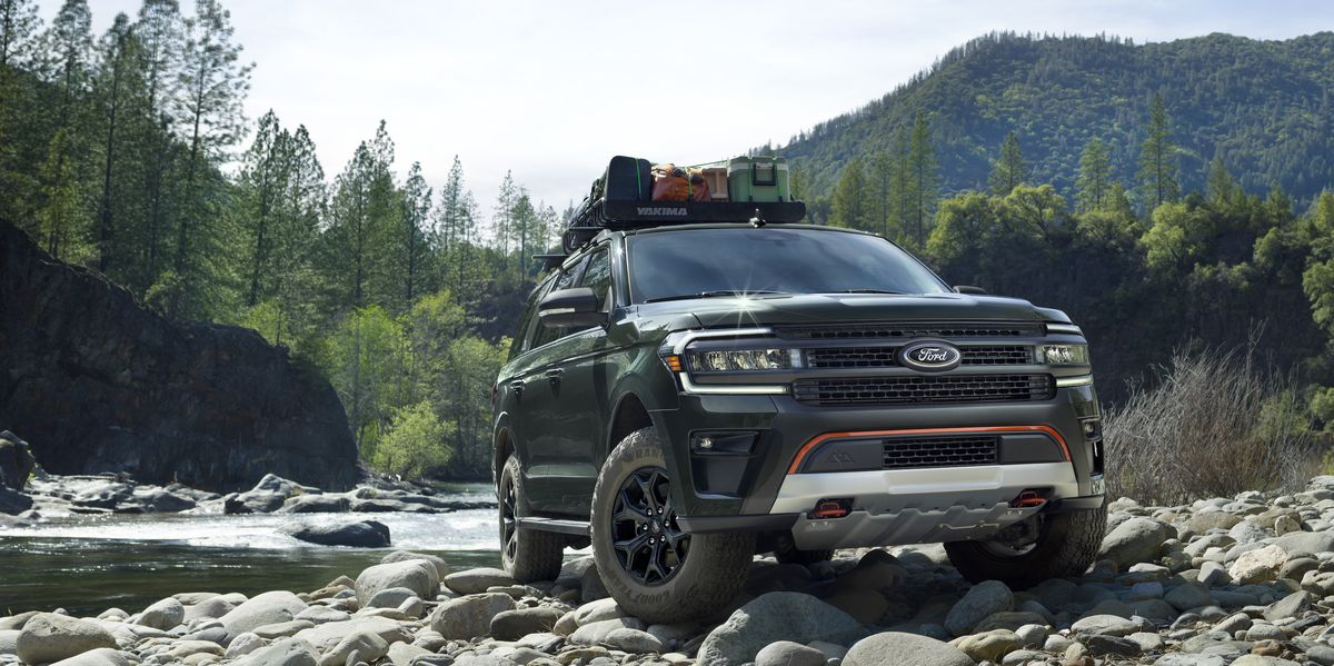 Ford's Badass New Expedition Timberline Is Gunning for the Jeep Wagoneer
