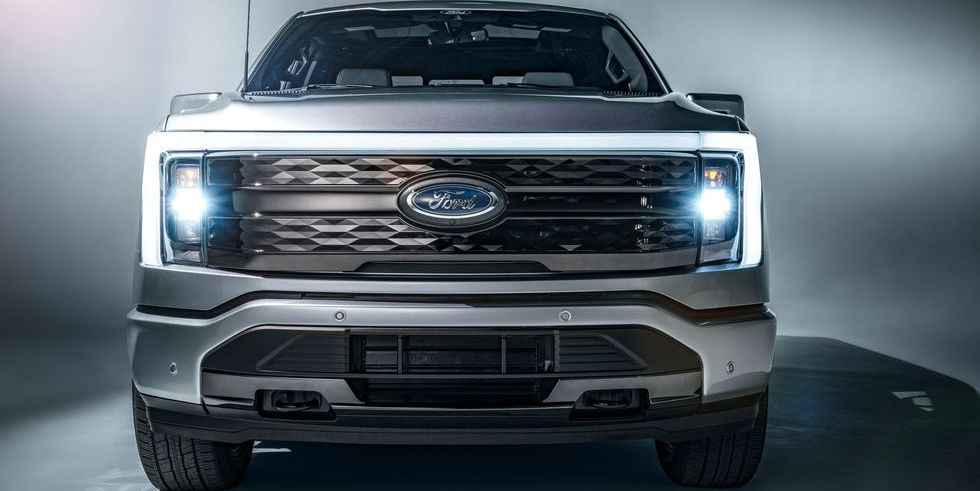 Future Electric Ford F-Series to Come from Huge Blue Oval City Factory, New Battery Plant