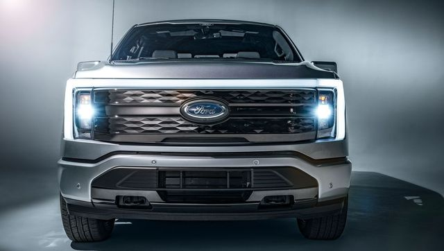 2022 ford f 150 lightning