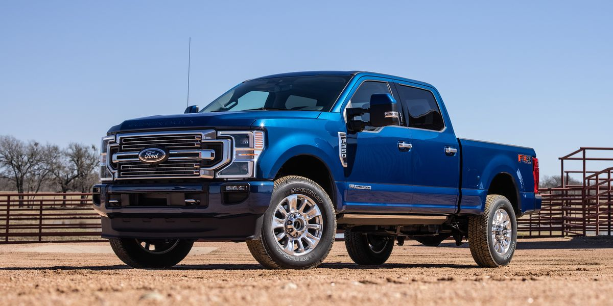 2022 Ford Super Duty Review, Pricing, and Specs | Ford F 350 6 0l Engine Diagram |  | Car and Driver