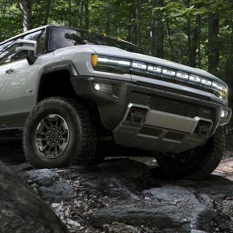 the 2022 gmc hummer ev is designed to be an off road beast, with all new features developed to conquer virtually any obstacle or terrain