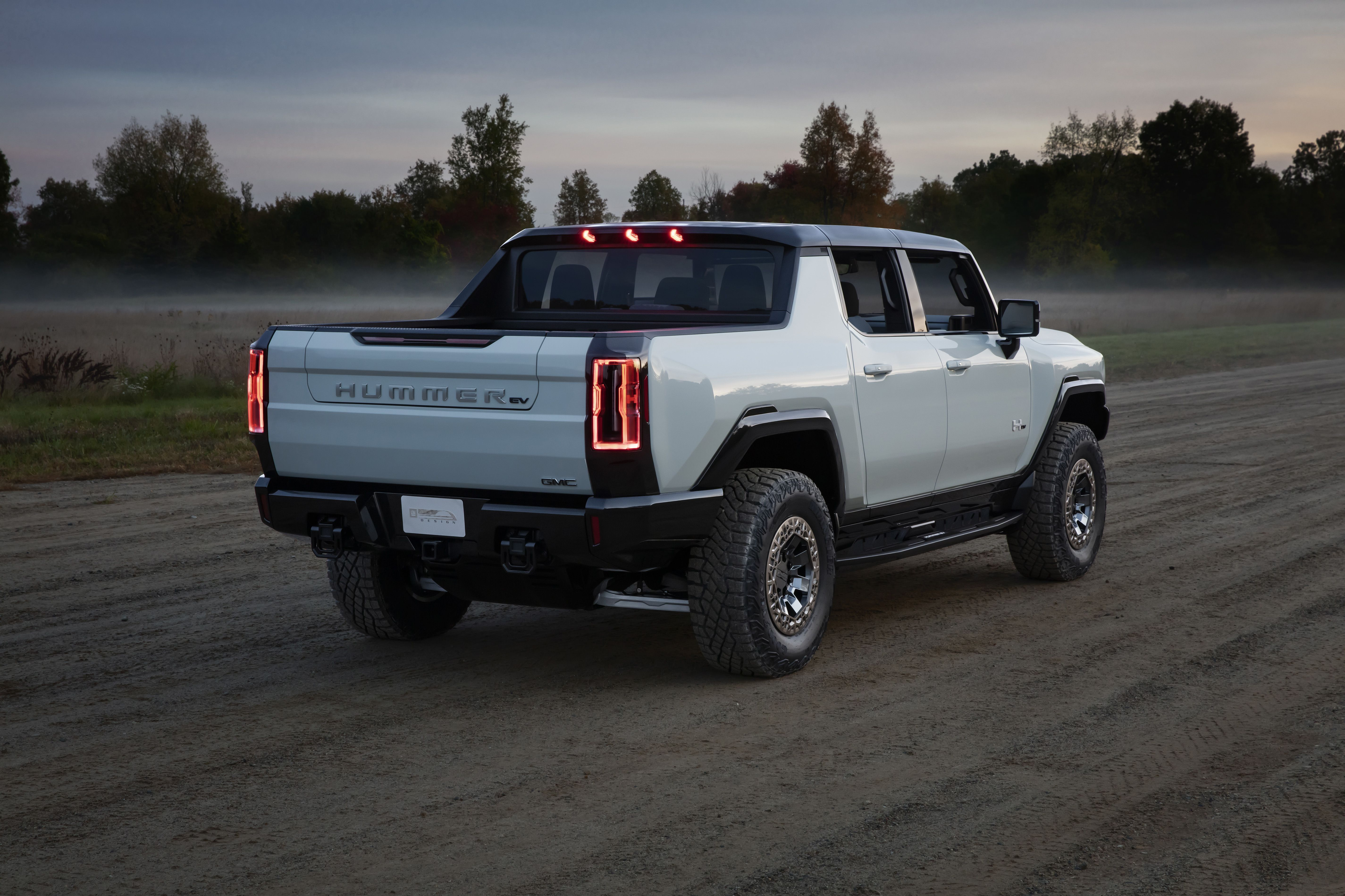 How GMC Got 11,500 Lb-Ft of Torque From the Electric Hummer