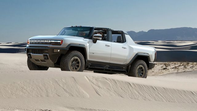 the gmc hummer ev is driven by next generation ev propulsion technology that enables unprecedented off road capability, extraordinary on road performance and an immersive driving experience