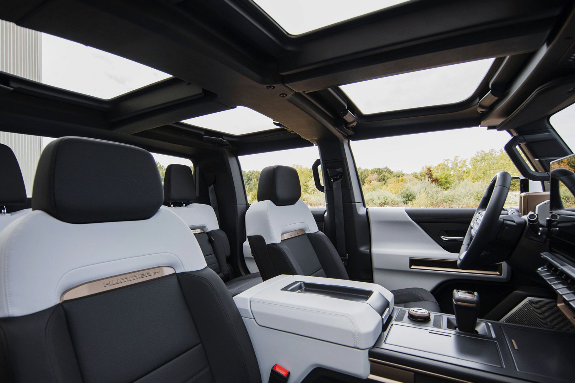 See Photos Of The 2022 Gmc Hummer Ev