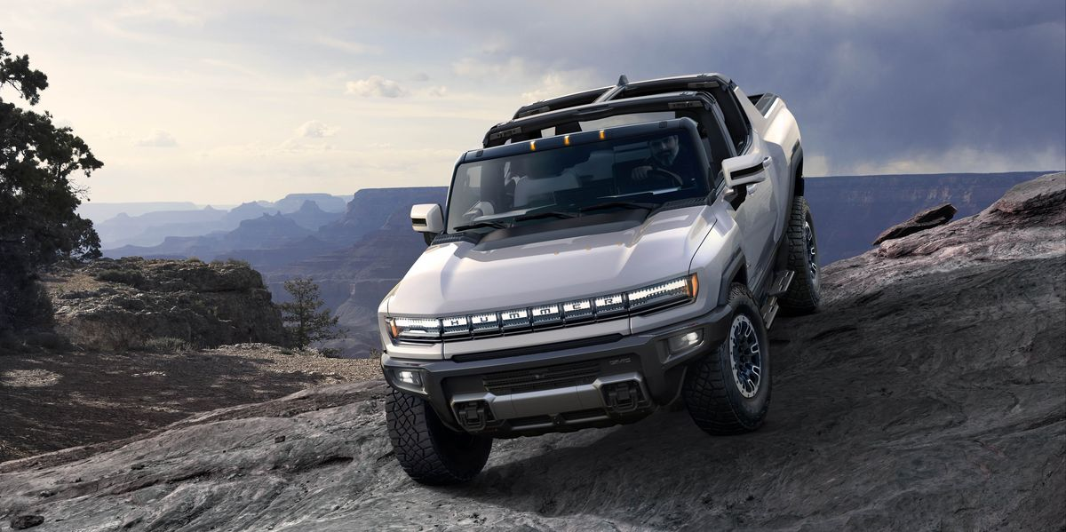 2022 GMC Hummer EV: What We Know So Far