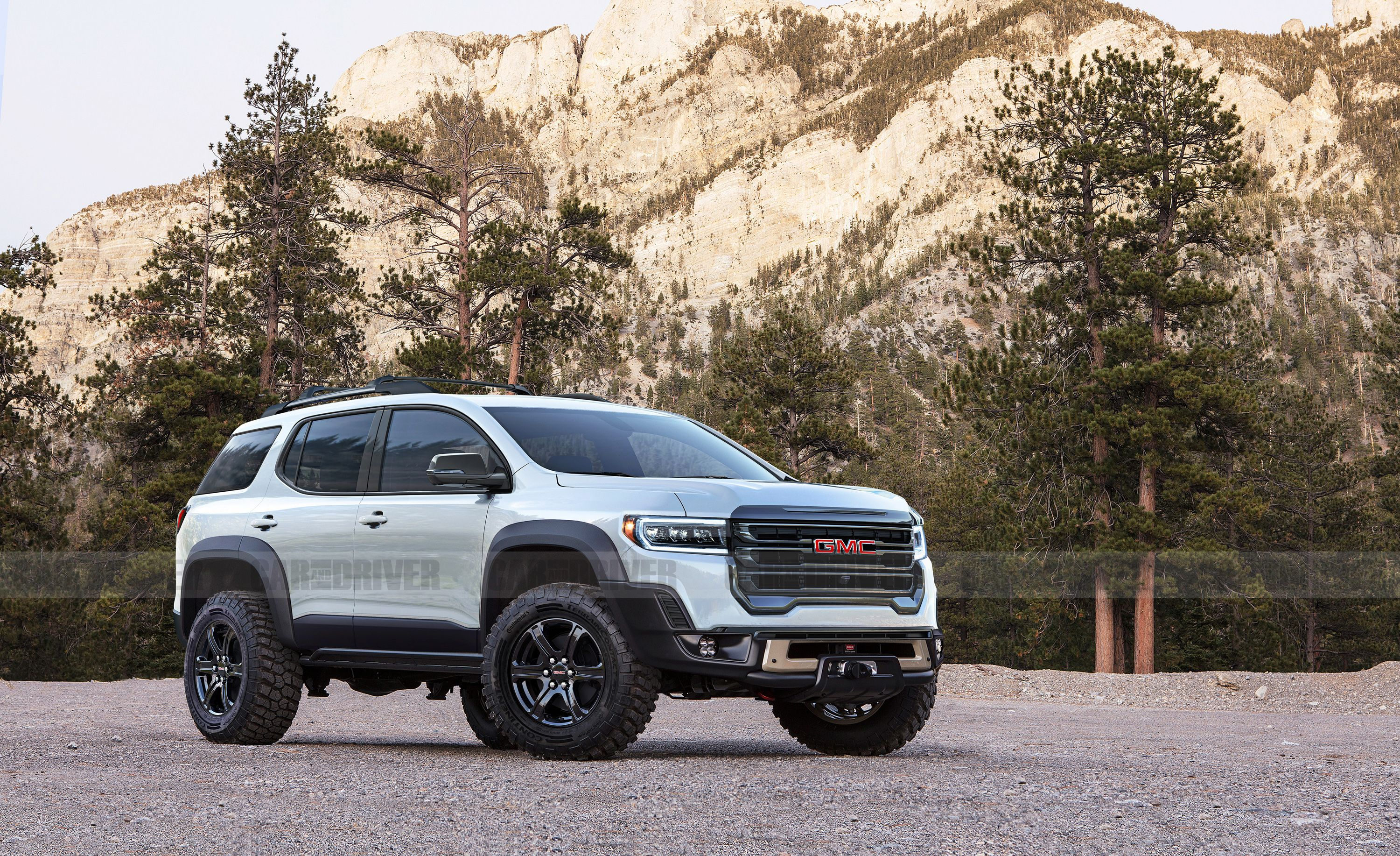 2022 Gmc Jimmy Future Off Road Suv