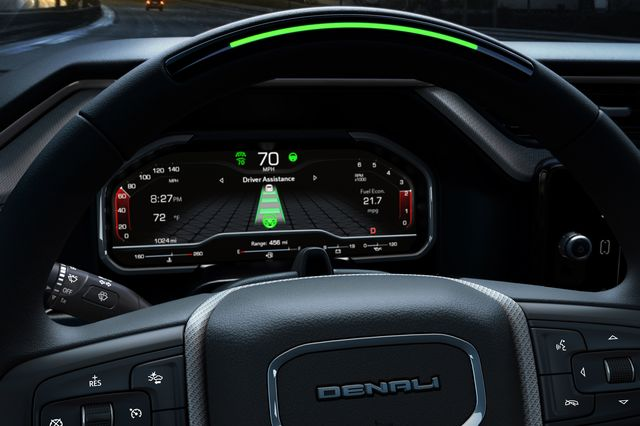 super cruise driver assistance technology will launch on the gmc sierra 1500 denali in late model year 2022