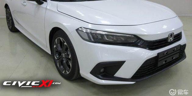 2022 Honda Civic Sedan Leaked
