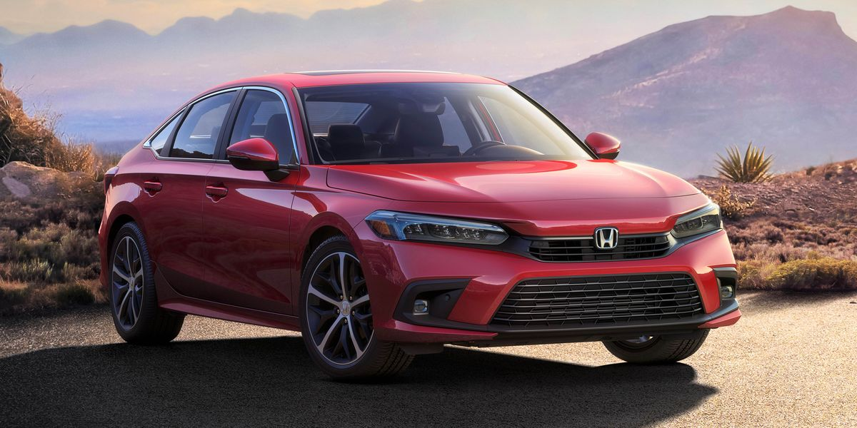 2022 Honda Civic Sedan Revealed in Production Form