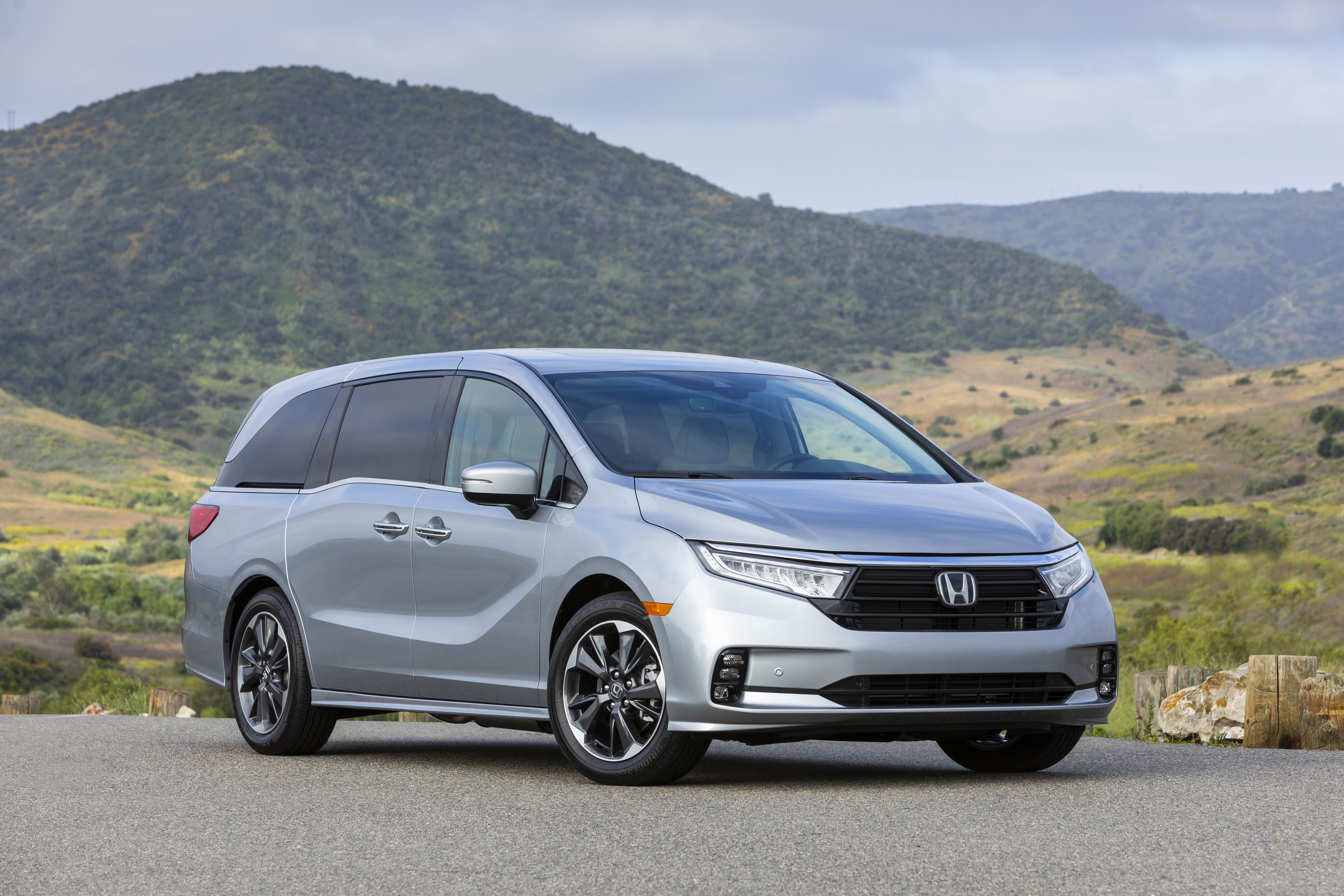 2022 Honda Odyssey Review Pricing And Specs
