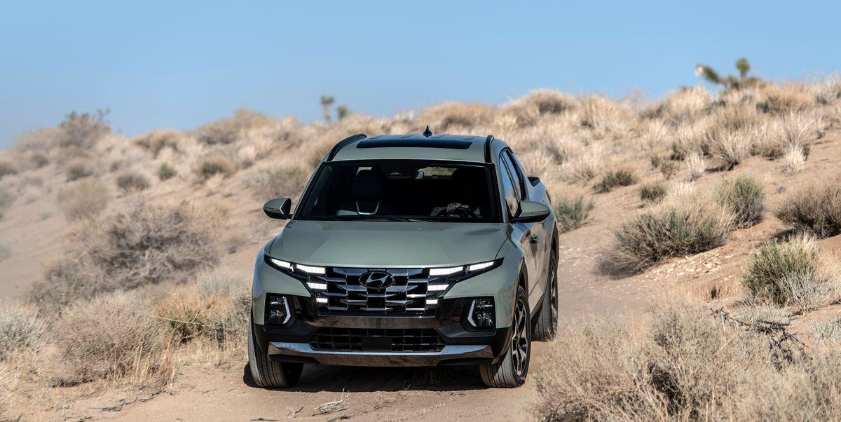 This Week in Cars: Hyundai Santa Cruz, Q4 e-tron, and a Bentley