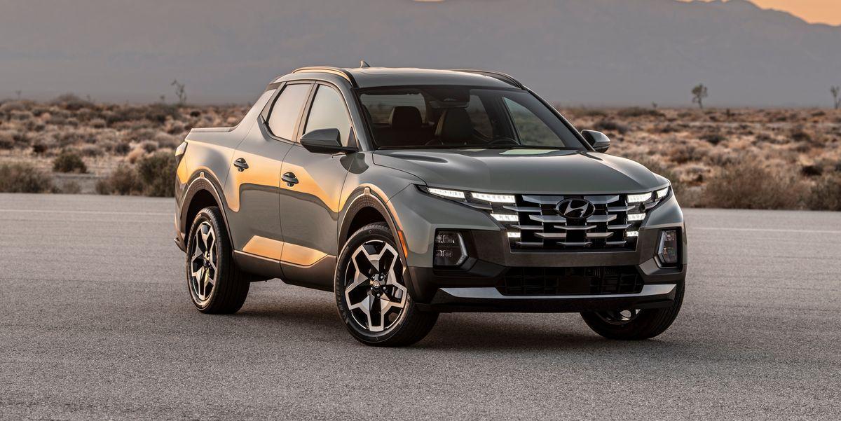 Hyundai's New Santa Cruz Pickup: 5 Things You Need to Know