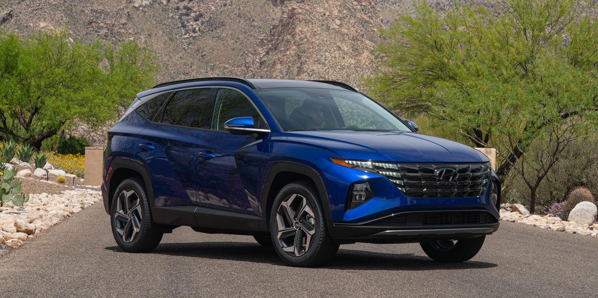 2022 Hyundai Tucson Evolves in Style