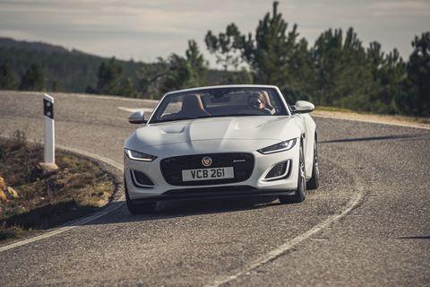 2022 jaguar ftype convertible