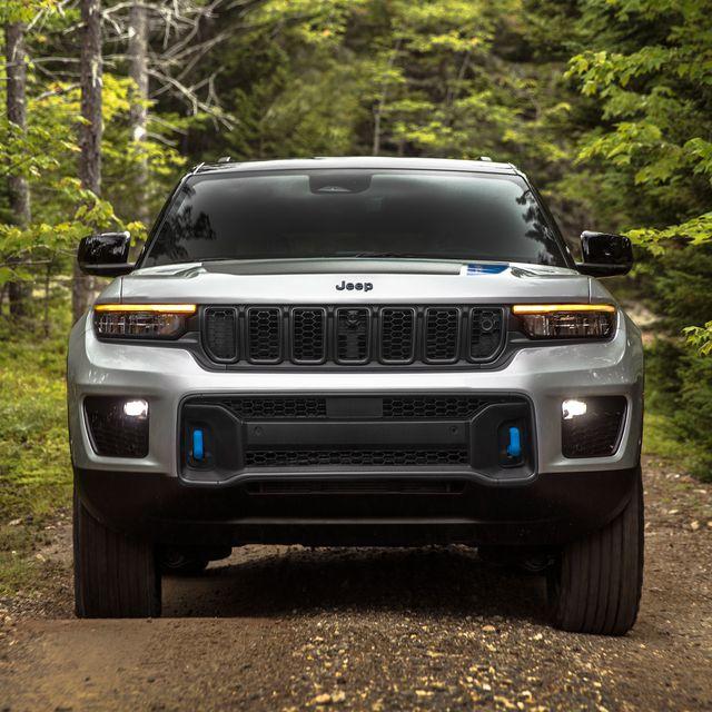 2022 jeep grand cherokee trailhawk 4xe