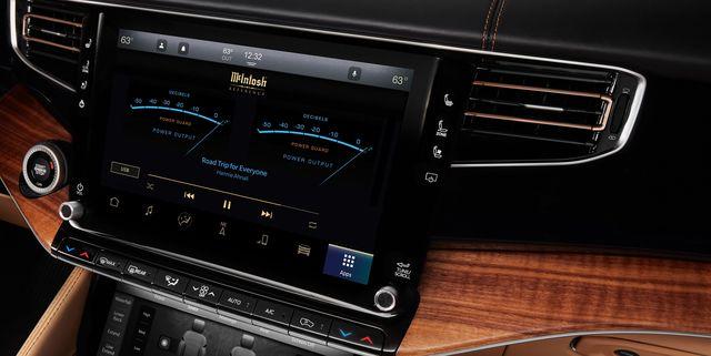 2022 grand wagoneer mcintosh audio