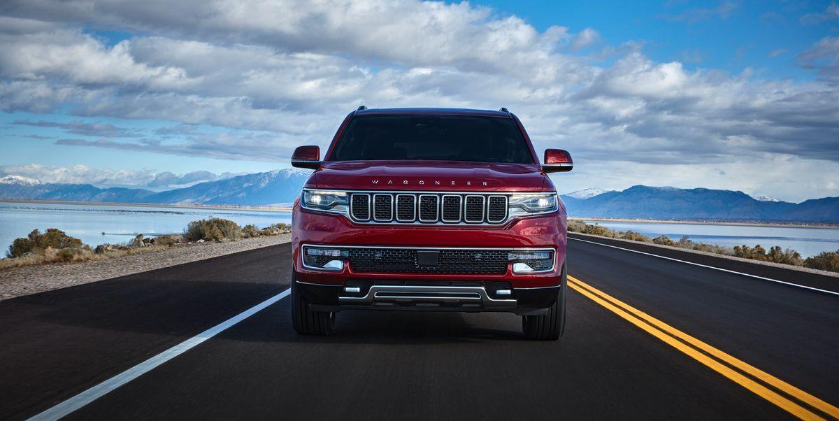 2022 Jeep Wagoneer Starts at $60,000, Well below Grand Wagoneer