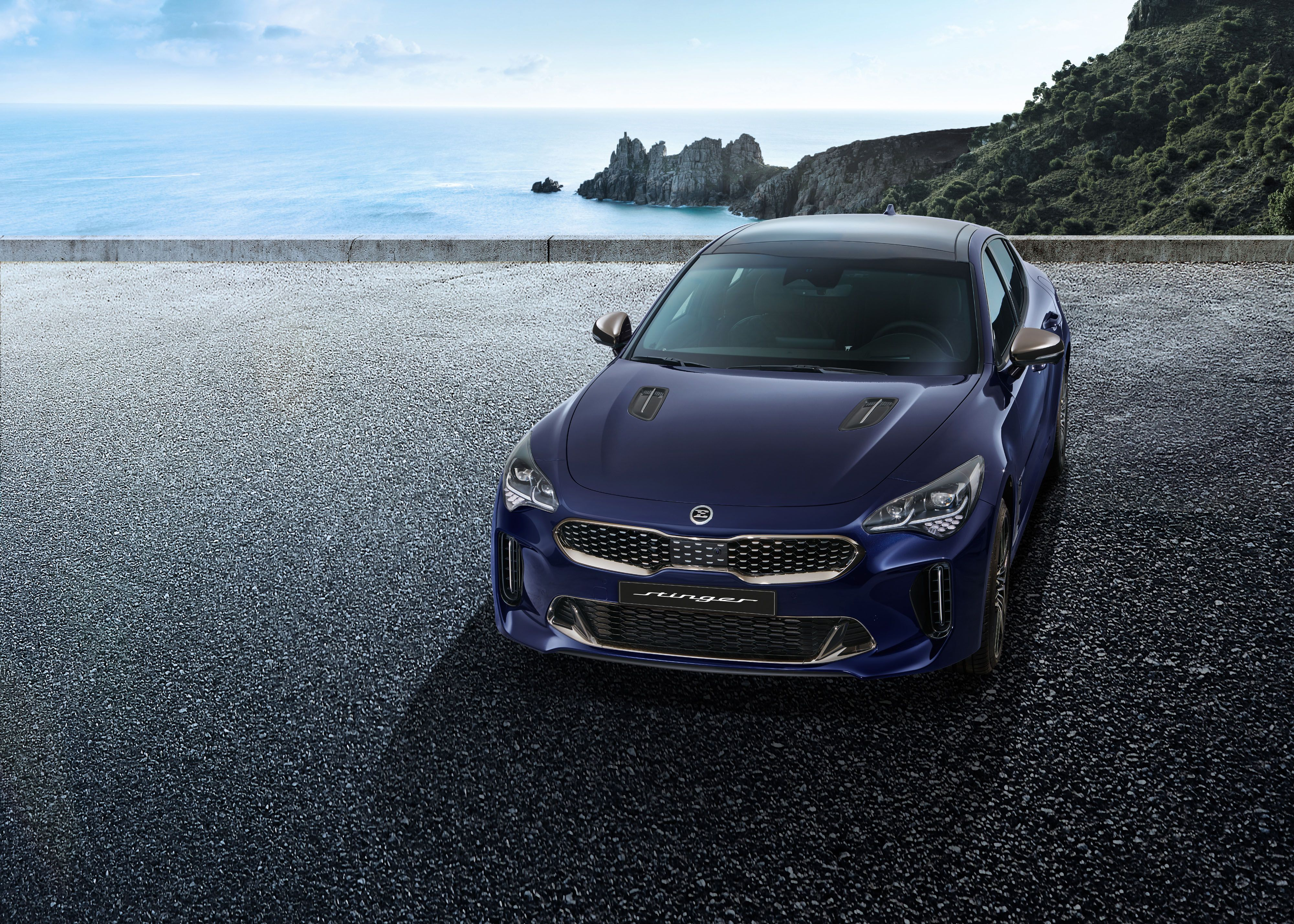 4 Kia Stinger Review, Pricing, and Specs
