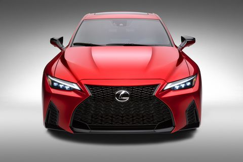 2022 lexus is500 f sport performance