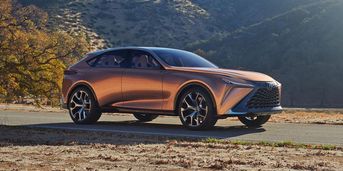 2022 lexus lq will be the new flagship lexus suv