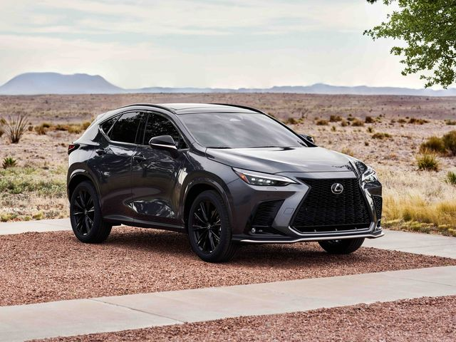 Представлен Lexus NX 2022 года
