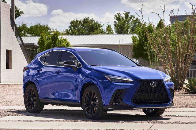 2022 lexus nx450h fsport