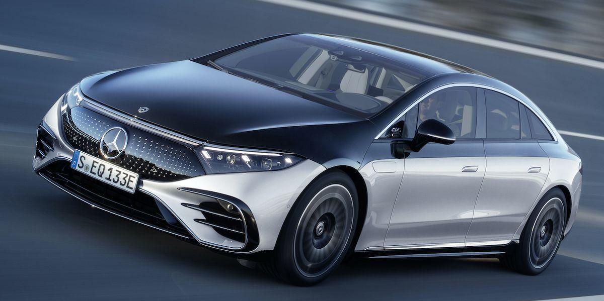 Meet the Mercedes-Benz EQS — Tomorrow's Mercedes, Today