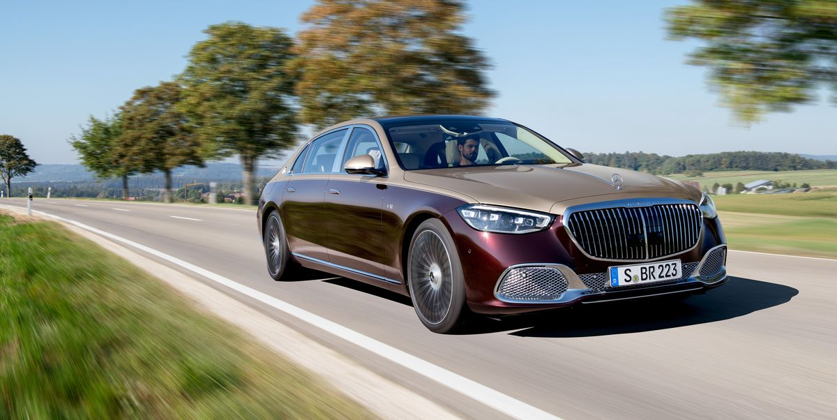 V-12–Powered 2022 Mercedes-Maybach S680 Sits atop S-Class Lineup