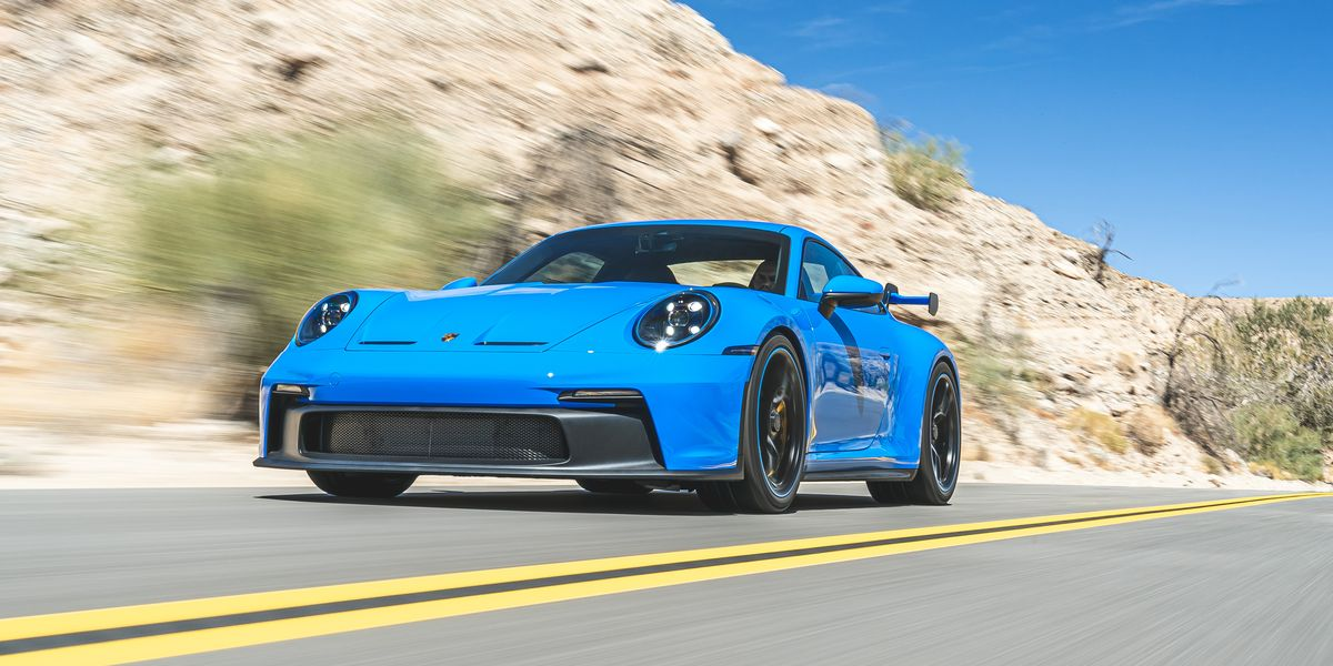 2022 Porsche 911 GT3 Leaves Us Breathless