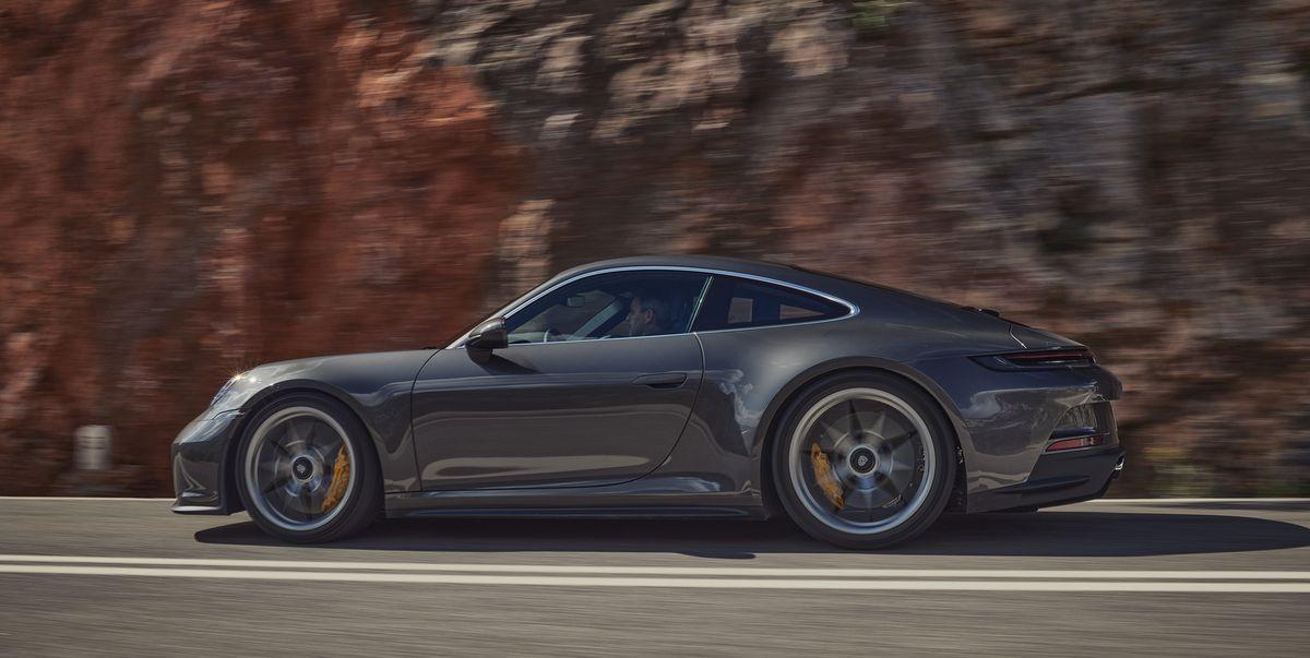 502-HP 2022 Porsche 911 GT3 Touring Arrives Sans Rear Wing