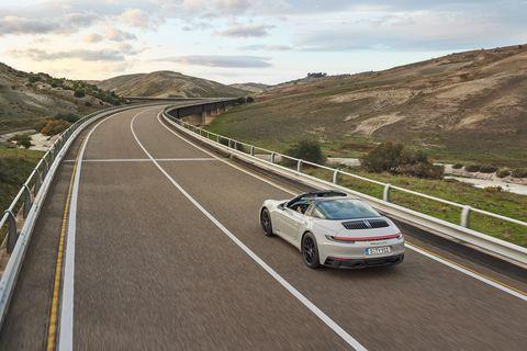 2022 بورش 911 Targa GTS