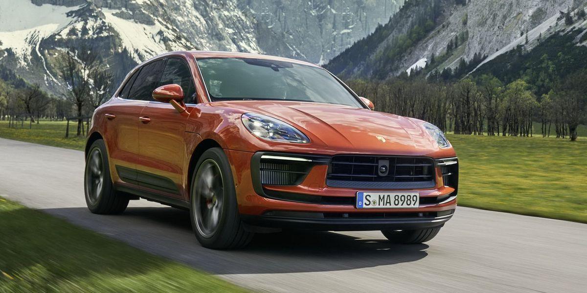 Porsche Macan 2022: Extra de potencia para mantenerse en forma
