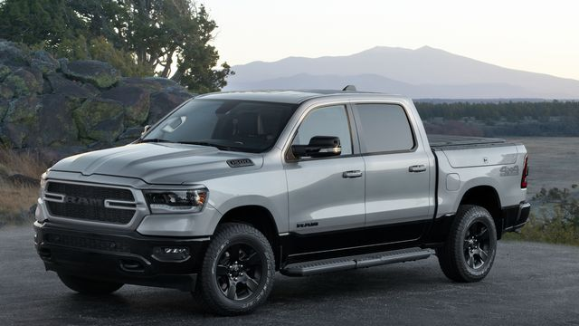 2022 ram 1500 backcountry special edition