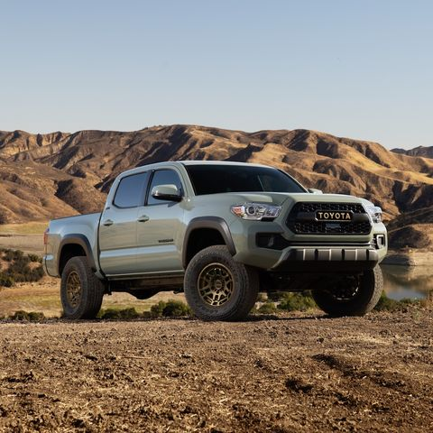 toyota tacoma best cars to buy 2021